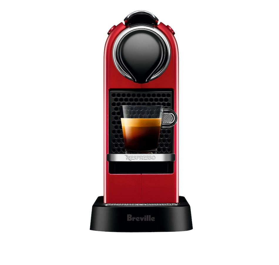 Image 505486.jpg , Product 505-486 / Price $269.99 , Nespresso CitiZ Single-Serve Espresso Machine by Breville from Nespresso on TSC.ca's Holiday Gift Shop department