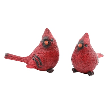 Joan Rivers Set of 2 Holiday Cardinals