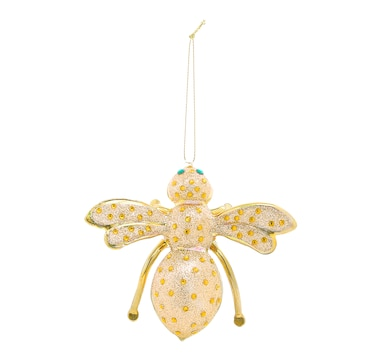 Joan Rivers Sparkling Bee Ornament