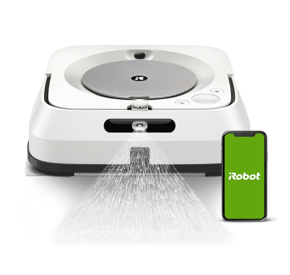 Image 505522.jpg , Product 505-522 / Price $699.99 , iRobot Braava M6 Mopping Robot from Braava Series on TSC.ca's Home & Garden department