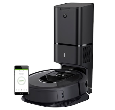 iRobot Roomba i7 and Clean Base Bundle