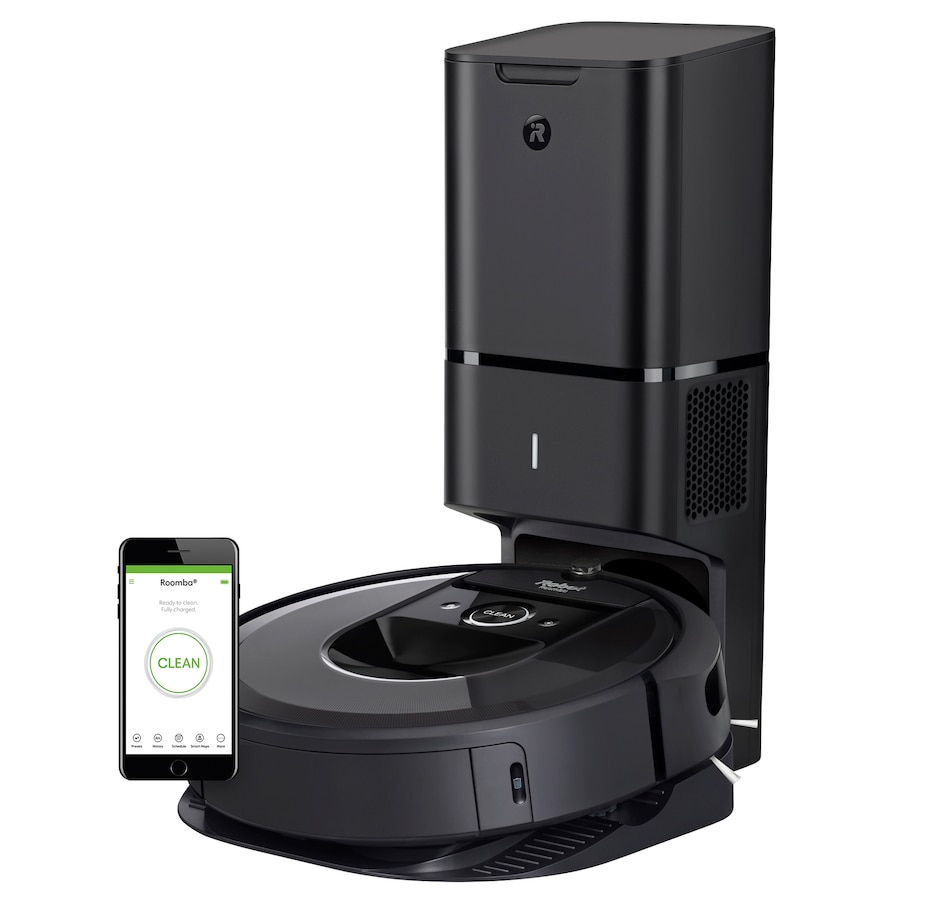Image 505536.jpg , Product 505-536 / Price $1,489.96 , iRobot Roomba i7 and Clean Base Bundle from iRobot on TSC.ca's Home & Garden department