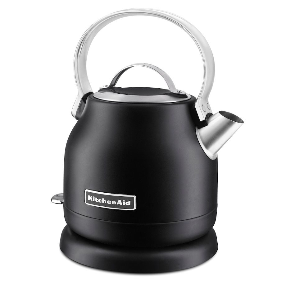 Image 505545_BKMTE.jpg , Product 505-545 / Price $99.99 , KitchenAid 1.25L Electric Kettle from KitchenAid on TSC.ca's Kitchen department