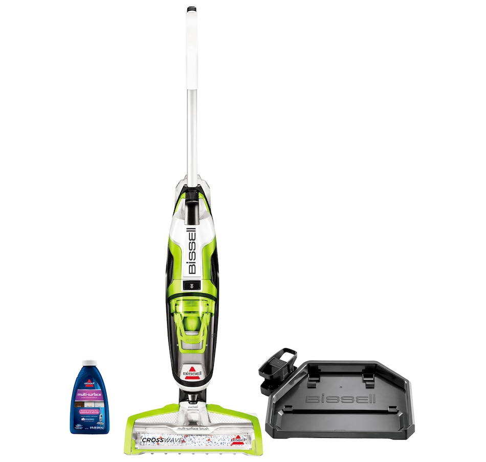Image 505551_GRN.jpg , Product 505-551 / Price $199.99 , Bissell CrossWave All-in-One Multi-Surface Cleaner from Stick Vacuums on TSC.ca's Home & Garden department