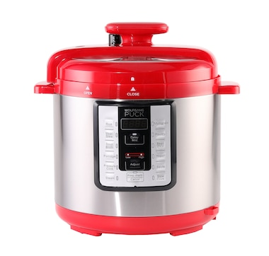 Wolfgang Puck 8-Quart Digital Pressure Cooker with Stainless Steel Pot