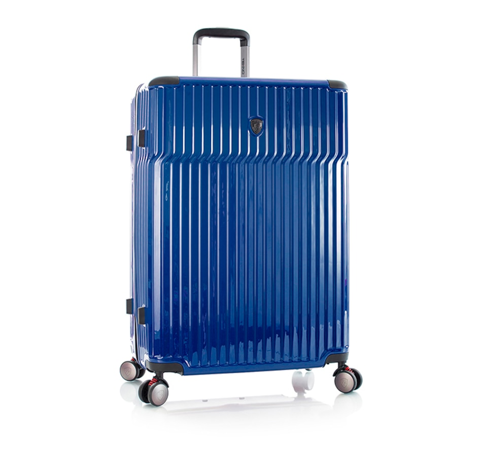 """Image 505651_BLU.jpg , Product 505-651 / Price $159.99 , Heys Tekno 30"""" Spinner Luggage from Heys on TSC.ca's Shoes & Handbags department"""