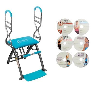 Pilates Pro Chair & Sculpting Handles