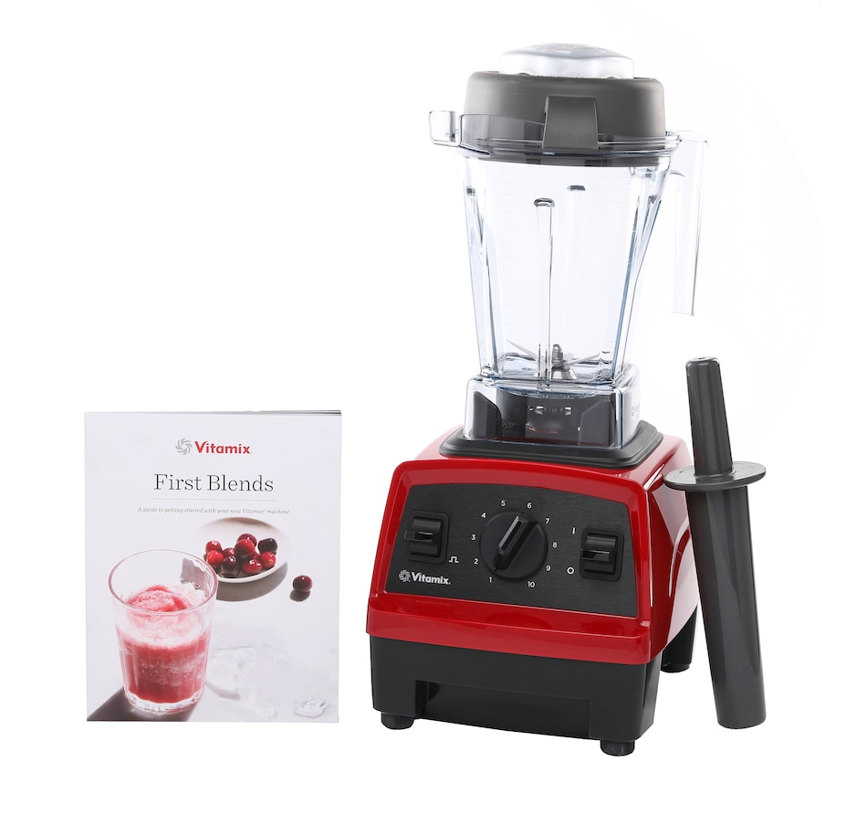 Image 505700_RED.jpg , Product 505-700 / Price $389.95 , Vitamix Explorian E310 Blender from Vitamix on TSC.ca's Kitchen department