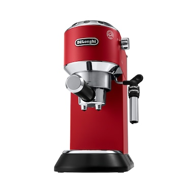 De'Longhi Dedica DeLuxe 15-Bar Slim Espresso and Cappuccino Machine with Premium Cappuccino System