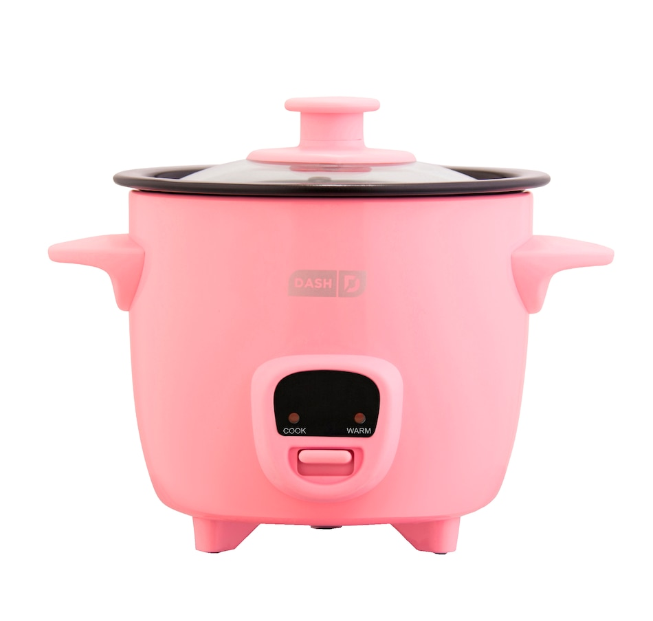 Image 505724_PNK.jpg , Product 505-724 / Price $39.99 , Dash Mini Rice Cooker from Dash Kitchen on TSC.ca's Kitchen department