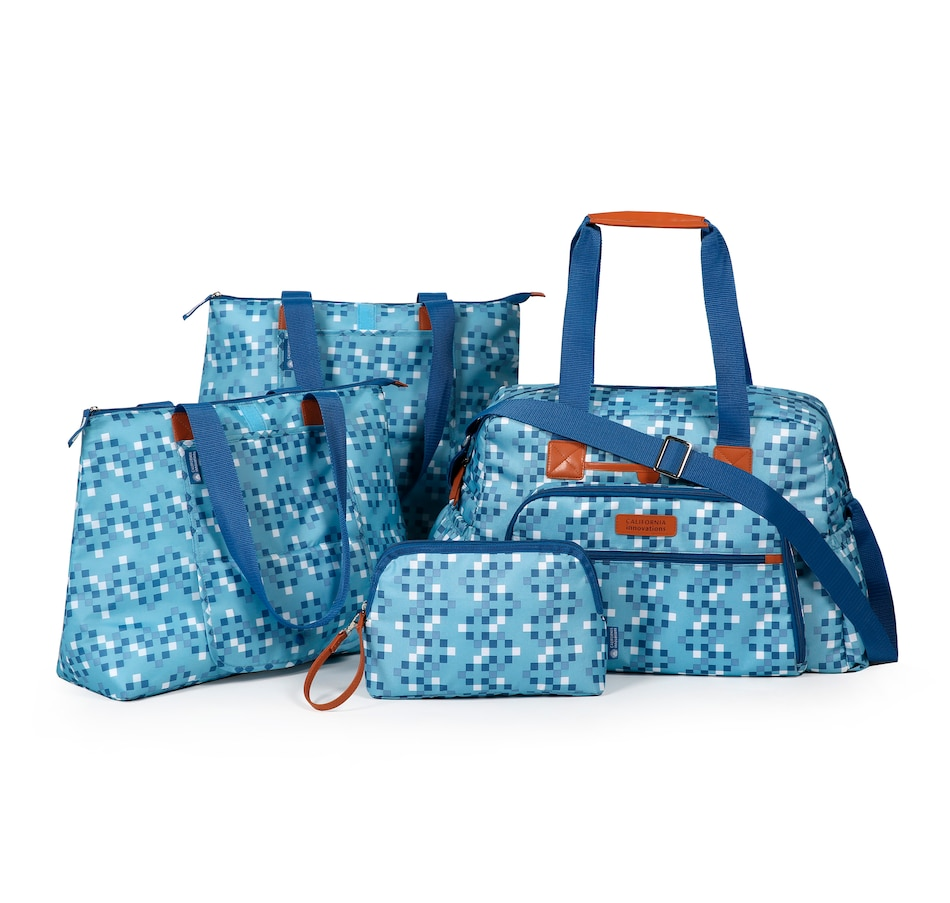Image 505727_BCHEV.jpg , Product 505-727 / Price $99.99 , California Innovations Carry-it-All Tote Bundle from California Innovations on TSC.ca's Shoes & Handbags department