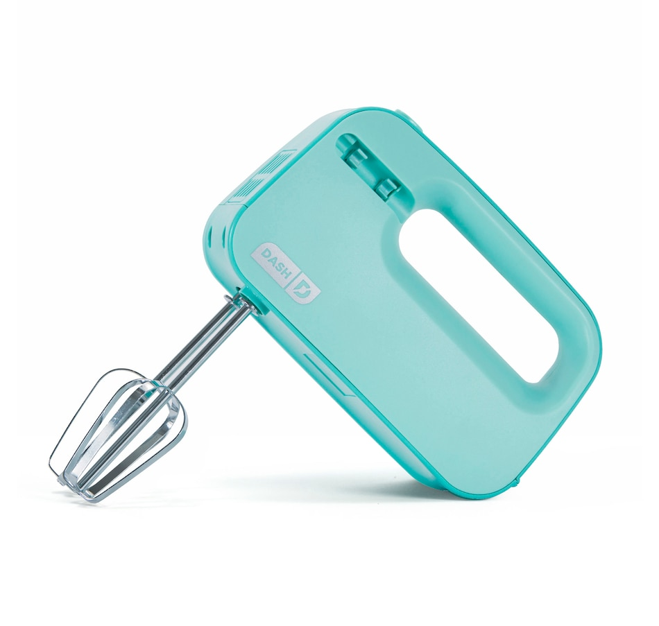 Image 505732_AQA.jpg , Product 505-732 / Price $39.99 , Dash Smart Store 3-Speed Hand Mixer from Dash Kitchen on TSC.ca's Kitchen department