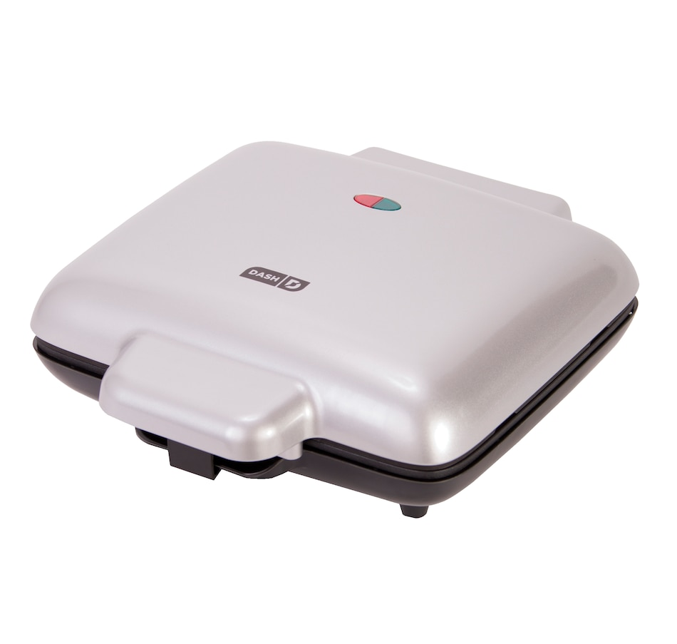 Image 505743_SIL.jpg , Product 505-743 / Price $59.99 , Dash No-Drip Waffle Maker from Dash Kitchen on TSC.ca's Kitchen department