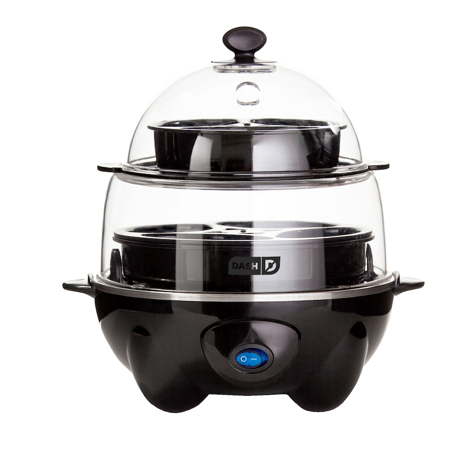 Image 505749_BLK.jpg , Product 505-749 / Price $39.99 , Dash Deluxe Egg Cooker from Dash Kitchen on TSC.ca's Kitchen department