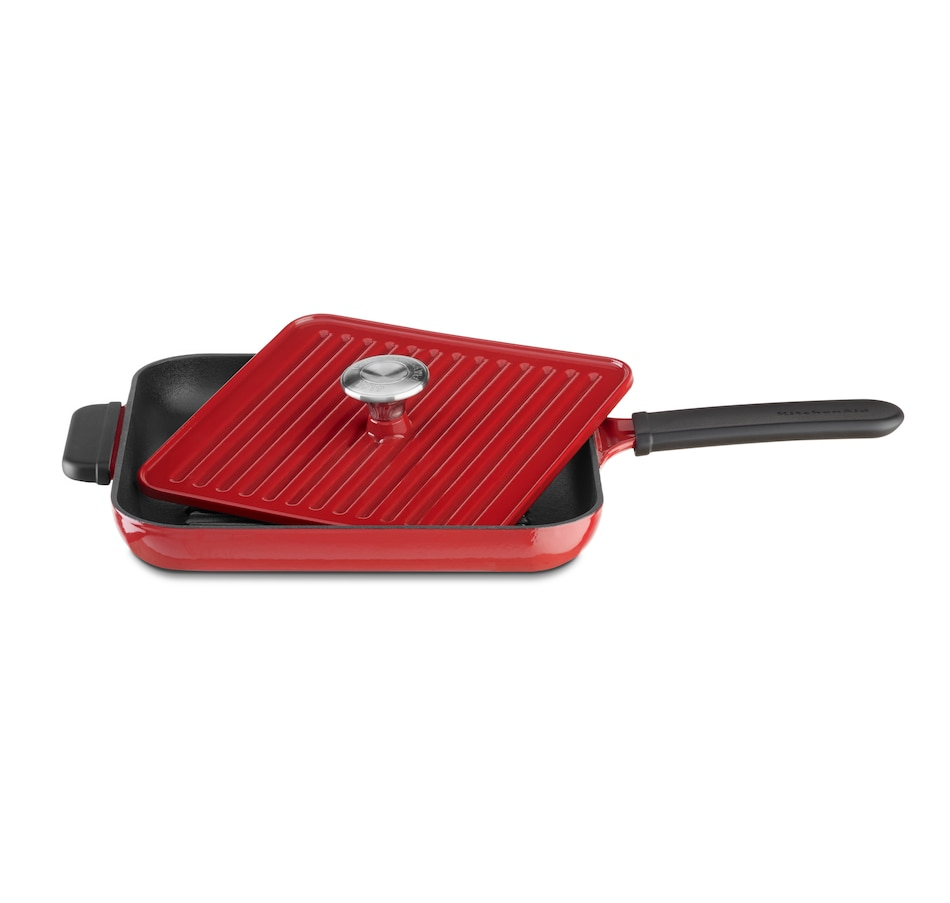 Image 505786.jpg , Product 505-786 / Price $109.99 , KitchenAid Grill and Panini Press from KitchenAid on TSC.ca's Kitchen department