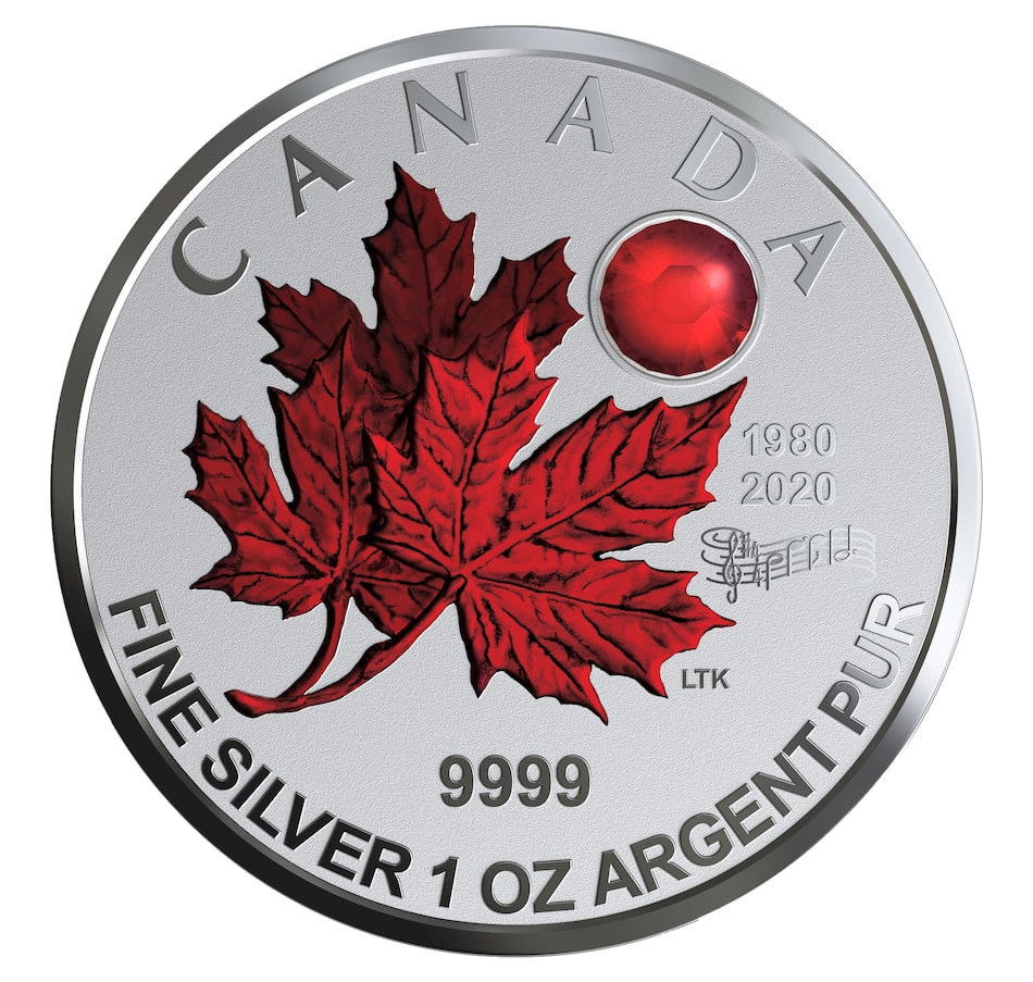Image 505867.jpg , Product 505-867 / Price $224.95 , 2020 Fine Silver Fractional Coin Set - O Canada from Royal Canadian Mint on TSC.ca's Coins department