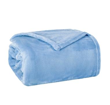 Hudson & Main Plush Blanket