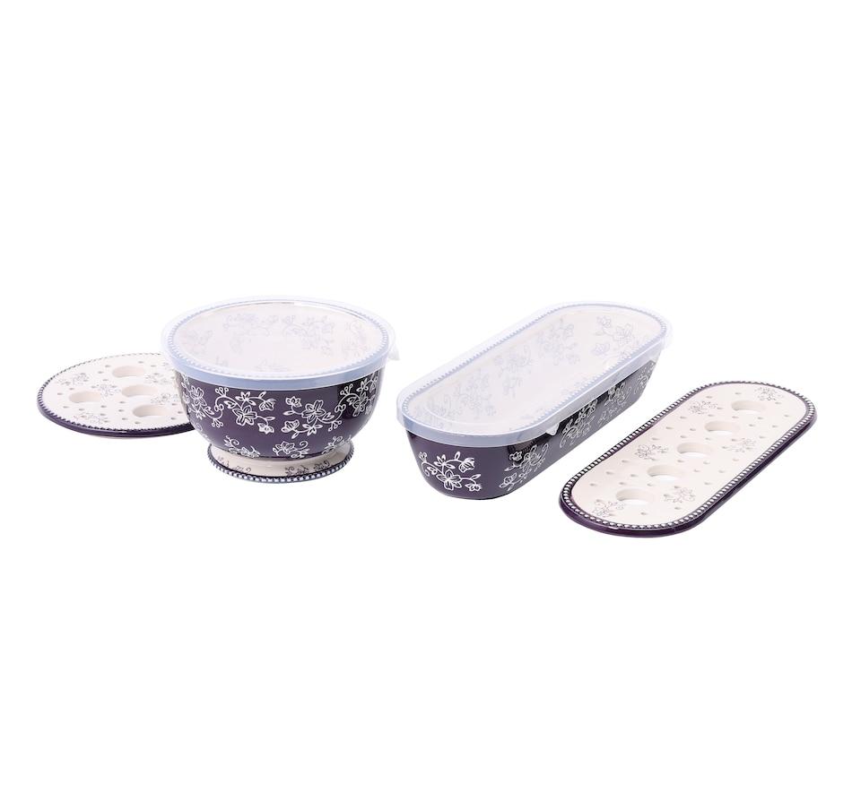 Image 505906_FLEGG.jpg , Product 505-906 / Price $28.33 , temp-tations Versi-Tile Centertaining Set from Temp-tations on TSC.ca's Kitchen department