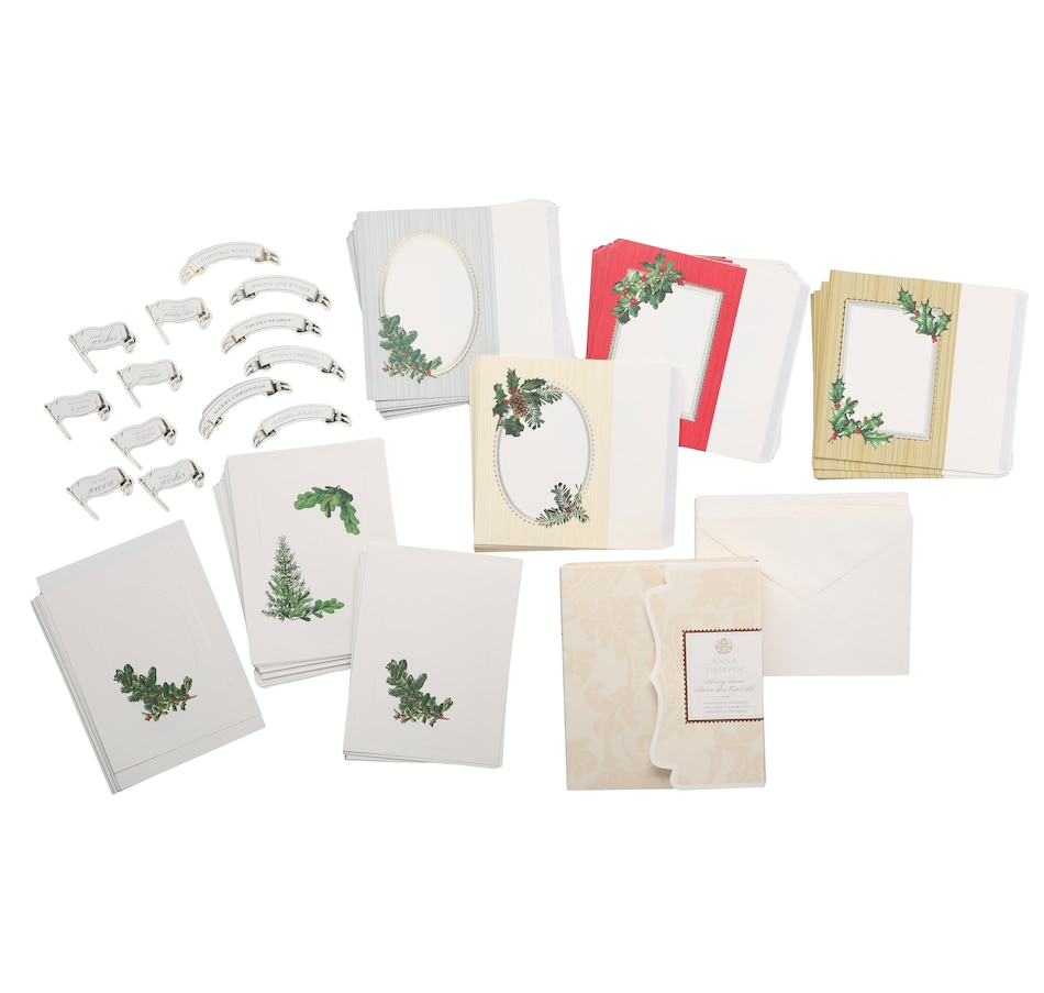 Image 505970.jpg , Product 505-970 / Price $49.99 , Anna Griffin Holiday Scenes Card Making Kit from Anna Griffin on TSC.ca's Home & Garden department