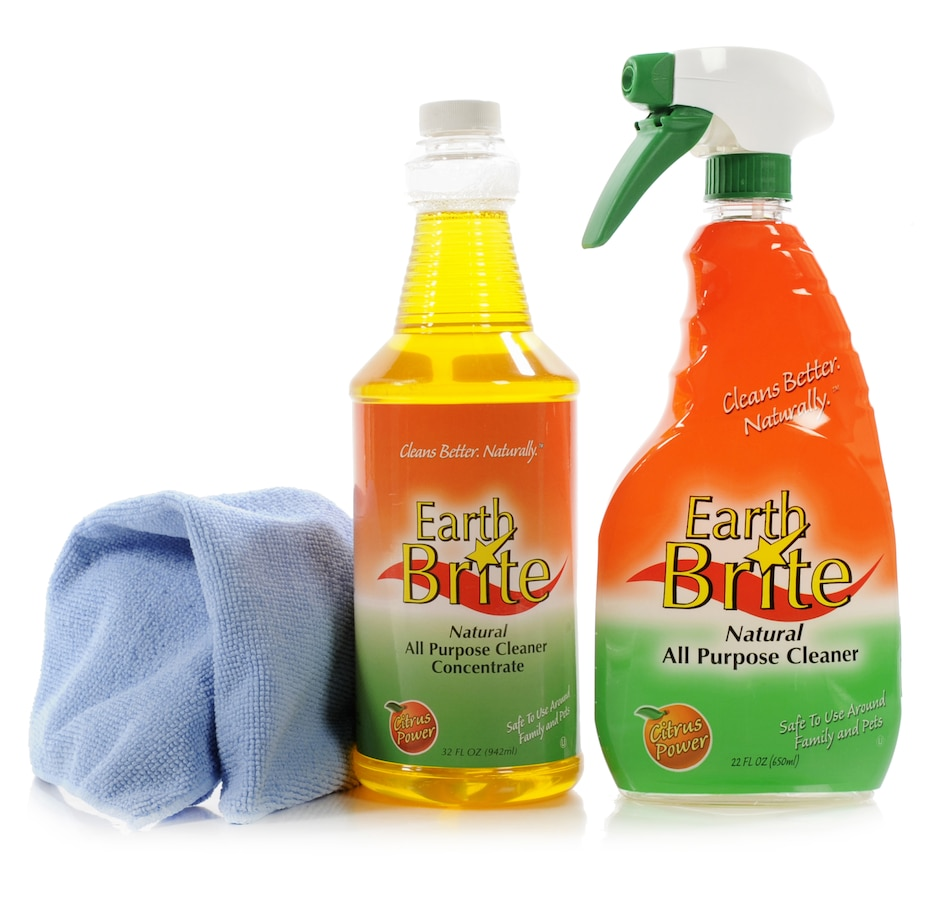 Earth Brite Natural All Purpose Cleaner Concentrate