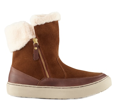 ee8e389189d Cougar Dresden Side Zip Ankle Boot