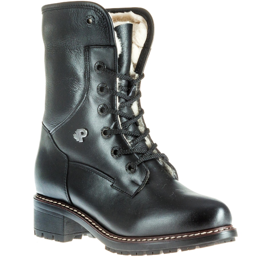 Image 522050_BLK.jpg , Product 522-050 / Price $199.33 , Pajar Canada Manuelle Short Boot from Pajar - Women on TSC.ca's Shoes & Handbags department