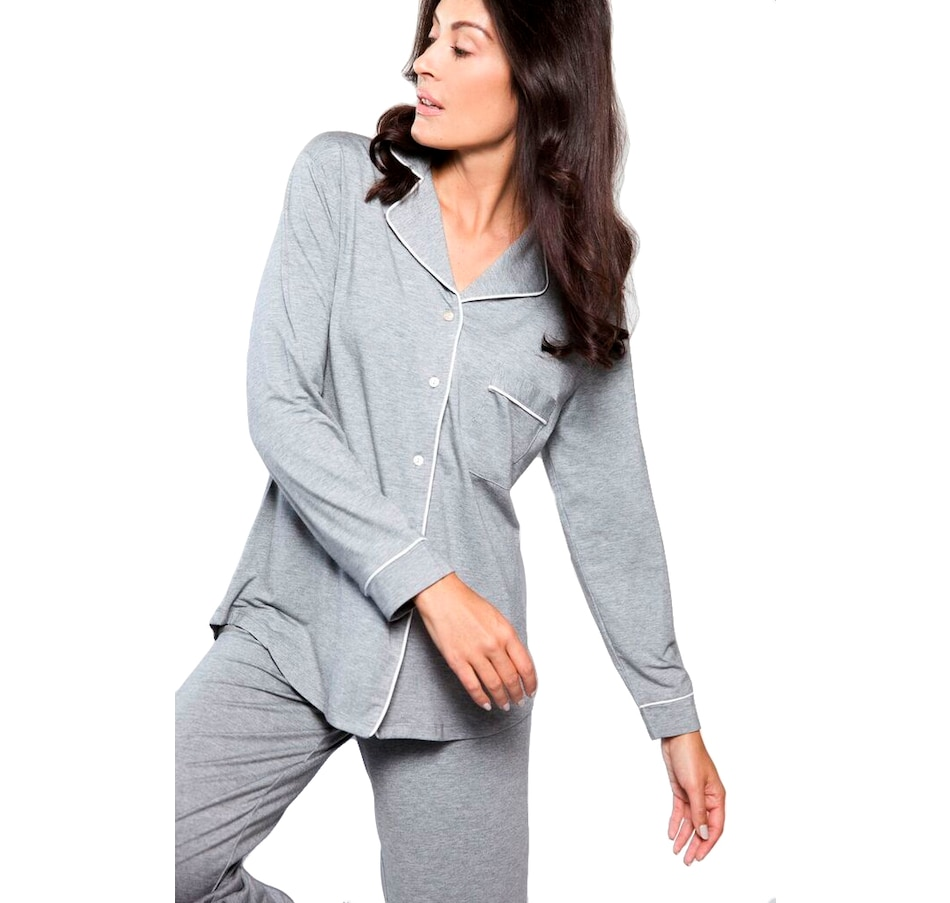 Image 522152_SHDW.jpg , Product 522-152 / Price $49.33 , Lusome Classic Donna PJ Shirt from Lusomé on TSC.ca's Fashion department
