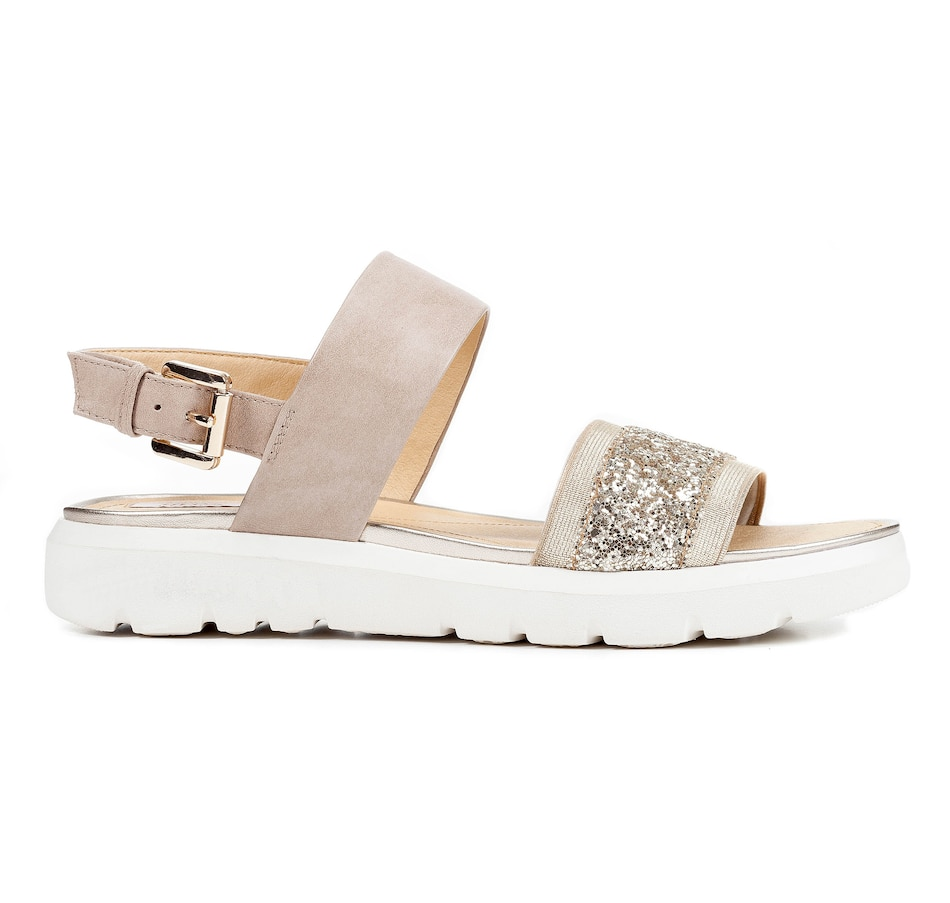 Image 522450_BGE.jpg , Product 522-450 / Price $49.99 , Geox Amalitha Sandal from Geox on TSC.ca's Shoes & Handbags department