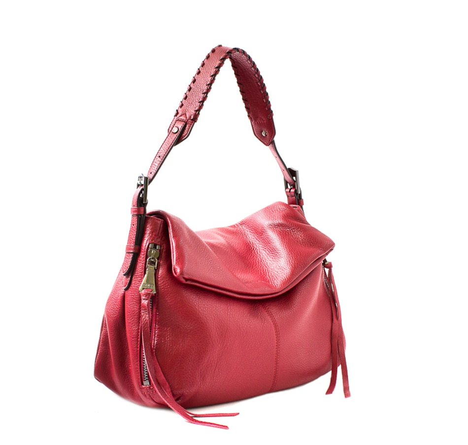 Image 522607_LSR.jpg , Product 522-607 / Price $99.33 , Aimee Kestenberg Bali Double Entry Hobo from Aimee Kestenberg on TSC.ca's Shoes & Handbags department