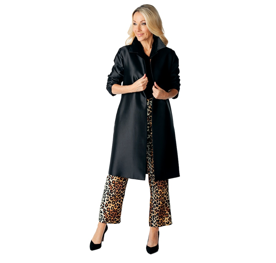 Image 523512_BLK.jpg , Product 523-512 / Price $499.33 , Brian Bailey Collection Topper Coat from Brian Bailey Fashions on TSC.ca's Fashion department