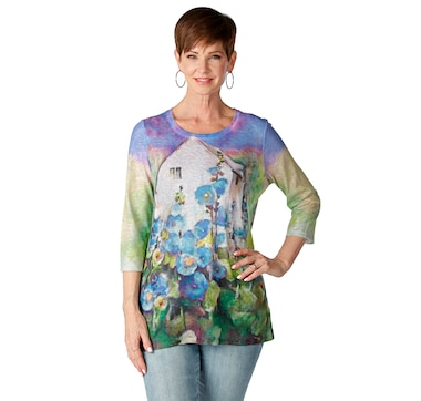 Bellina Sublimation Top