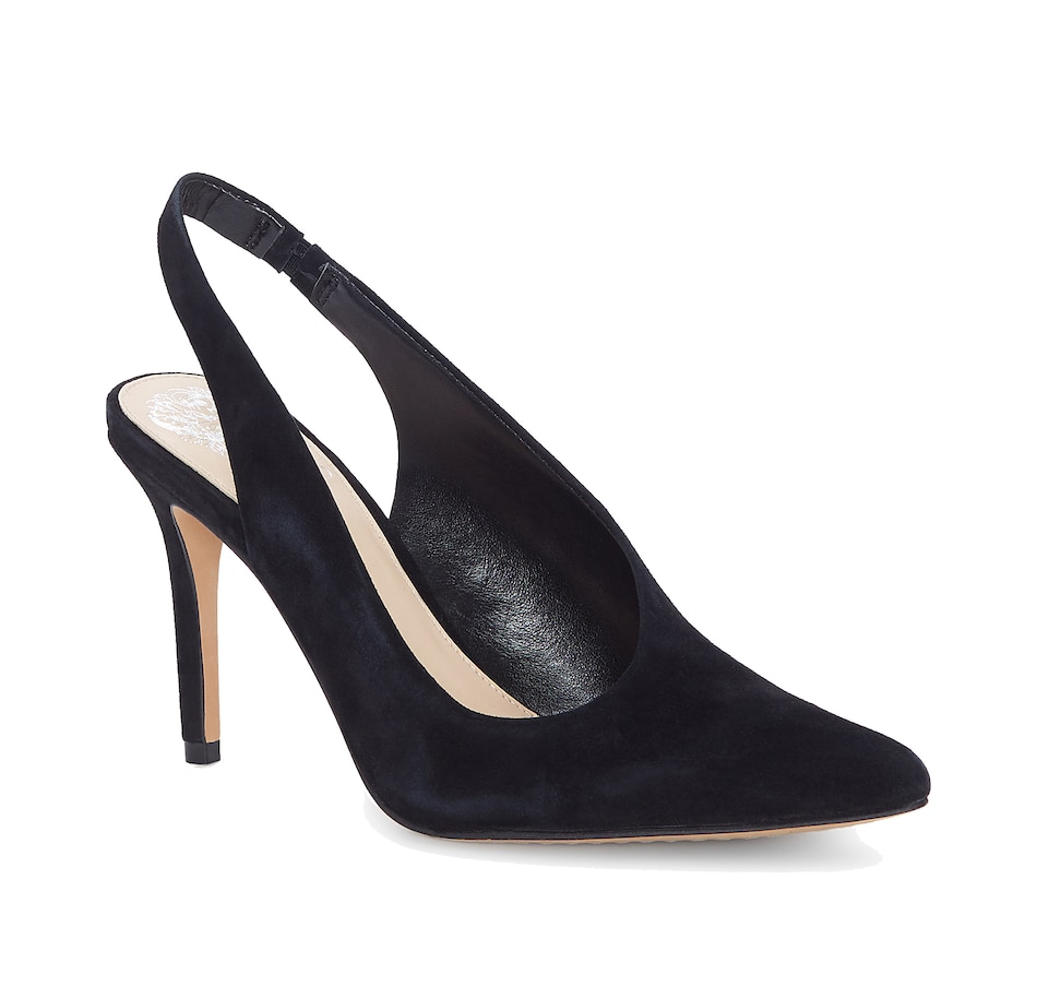 Image 524561_BLK.jpg , Product 524-561 / Price $69.33 , Vince Camuto Ampereta Sling Back Pump from Vince Camuto on TSC.ca's Shoes & Handbags department