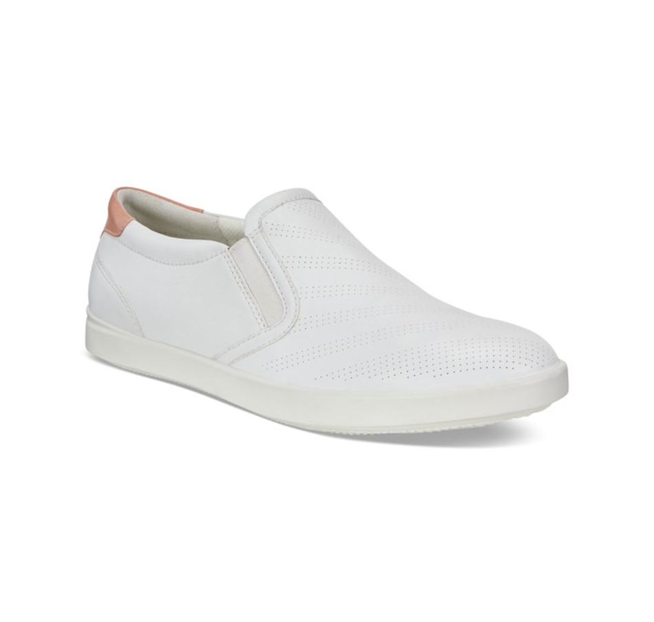 Image 524564_WHT.jpg , Product 524-564 / Price $64.33 , Ecco Aimee Slip on Sneaker from Ecco Footwear - Women on TSC.ca's Shoes & Handbags department