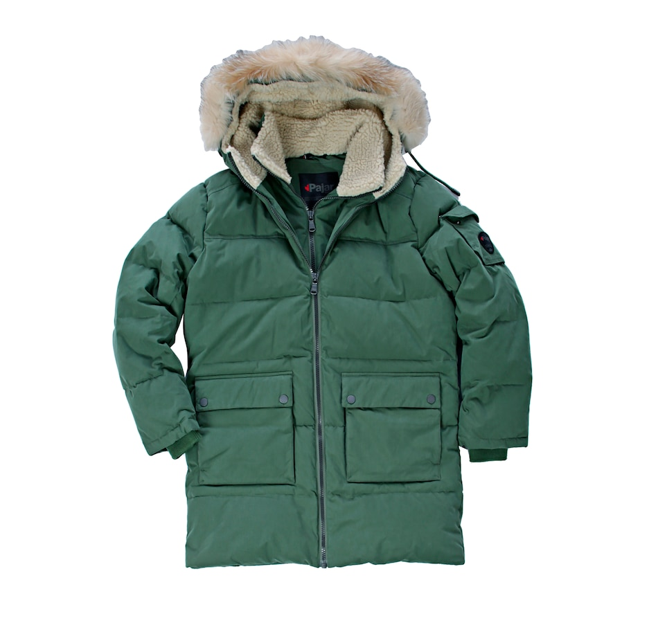 Image 524910_MIG.jpg , Product 524-910 / Price $299.33 , Pajar Outerwear Mark Men's Long Parka from Pajar on TSC.ca's Men's Shop department