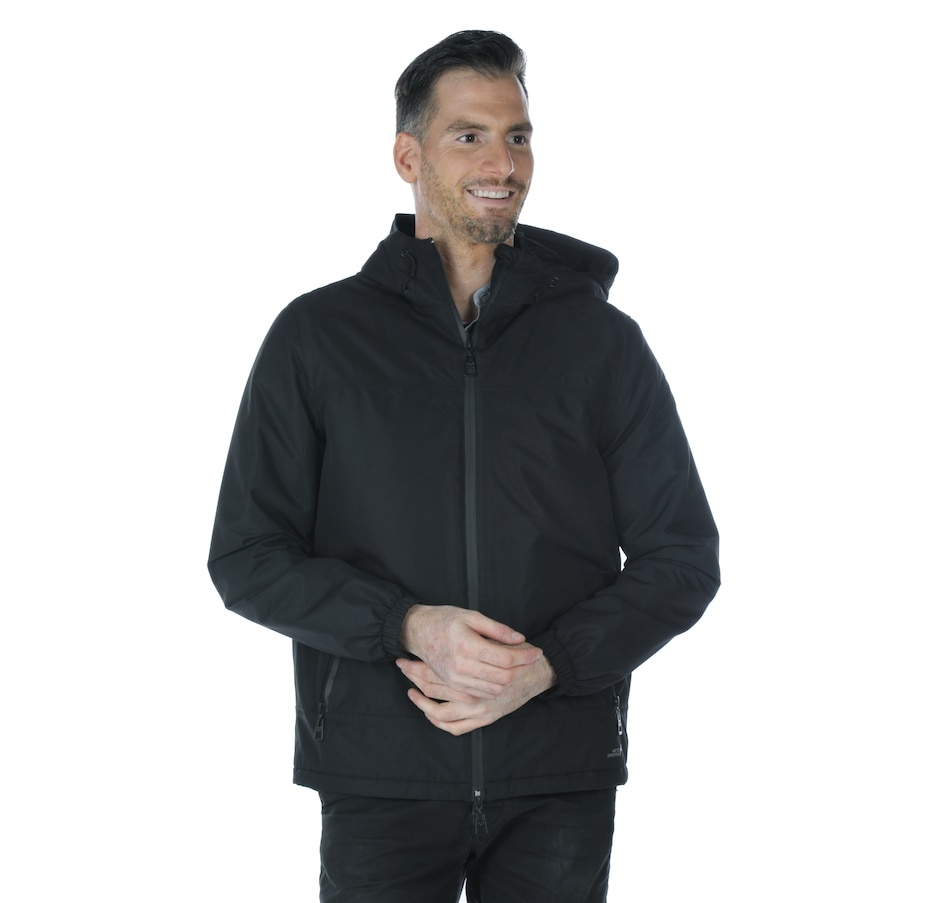 Image 525027_BLK.jpg , Product 525-027 / Price $34.33 , Arctic Expedition Men's Waterproof Insulated Jacket from Arctic Expedition Men's on TSC.ca's Men's Shop department