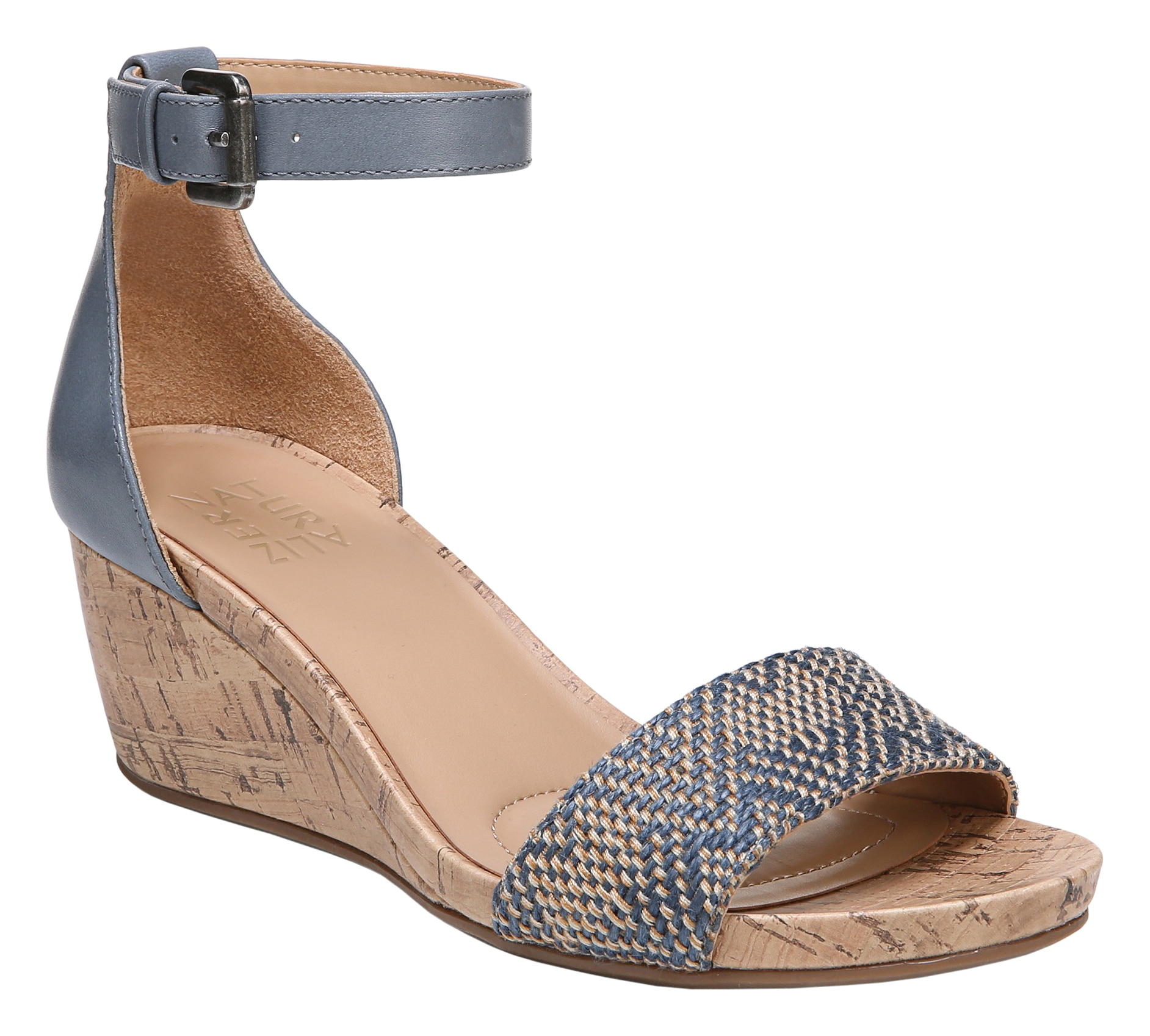 Buy Naturalizer Cami Wedge Sandal - Shoes & Handbags - Women's Shoes -  Sandals - Online Shopping for Canadians