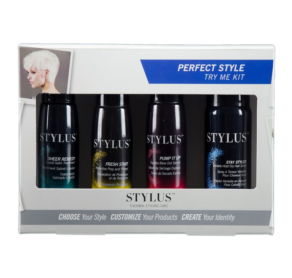 Image 525865.jpg , Product 525-865 / Price $29.99 , FHI Perfect Style Try Me Kit from FHI BRANDS on TSC.ca's Beauty department