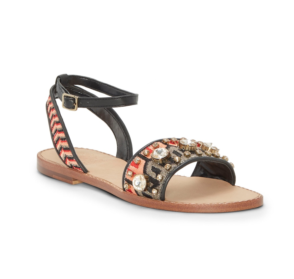 Image 525952_BZMU.jpg , Product 525-952 / Price $58.77 , Vince Camuto Akitta Strap Sandal from Vince Camuto on TSC.ca's Shoes & Handbags department