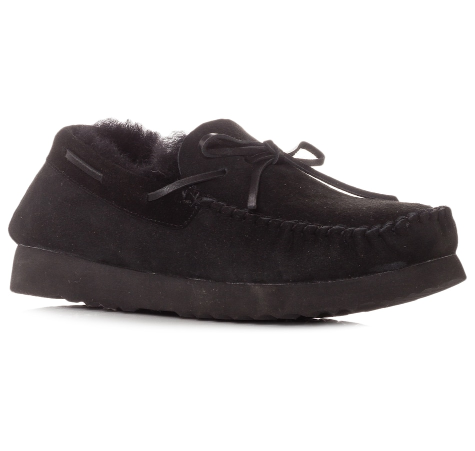 Image 526169_BLK.jpg , Product 526-169 / Price $79.33 , Pajar Footwear Men's Mac Cozy Moccasin from Pajar on TSC.ca's Shoes & Handbags department
