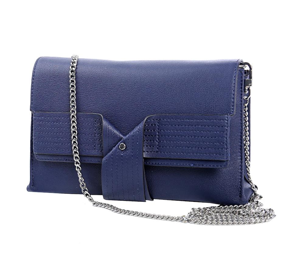 Image 526473_NVY.jpg , Product 526-473 / Price $69.33 , Danielle Nicole Averie Crossbody from Danielle Nicole Handbags on TSC.ca's Shoes & Handbags department