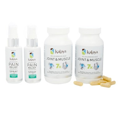 Kalaya Complete Active Summer Relief Kit
