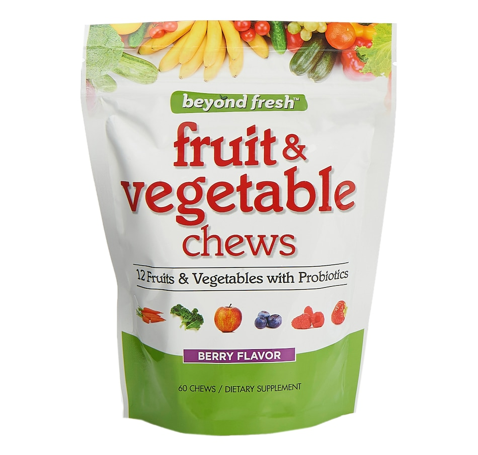 Image 526807.jpg , Product 526-807 / Price $39.99 , Beyond Fresh Fruit & Vegetable Chews from Beyond Fresh on TSC.ca's Health & Fitness department