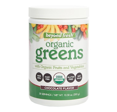 Beyond Fresh Organic Greens