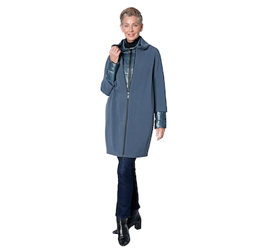 Nuage Ladies' 3-In-1 Coat with Removable Puffer