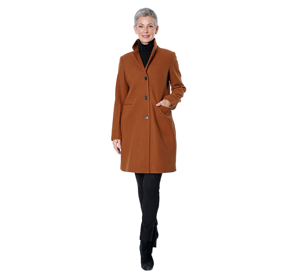 Image 527665_CML.jpg , Product 527-665 / Price $299.90 , Nuage Ladies Stretch Wool Coat from Nuage Outerwear - Numeric on TSC.ca's Fashion department
