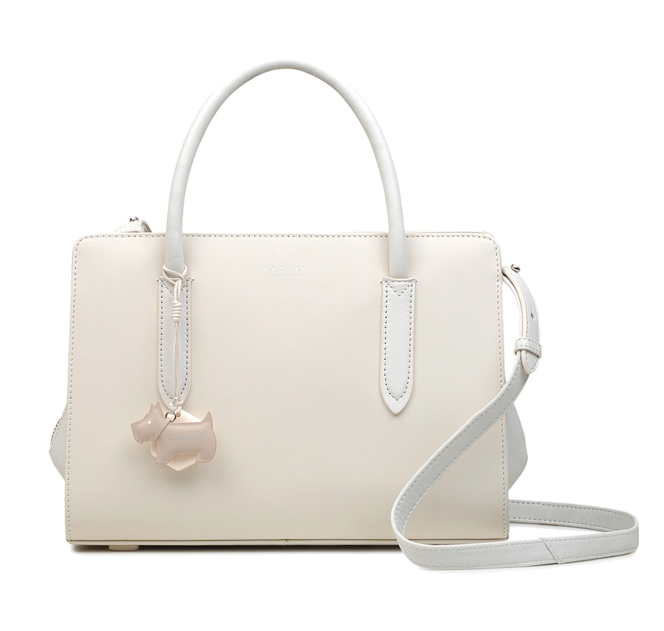 Image 527811_CHK.jpg , Product 527-811 / Price $289.99 , Radley London Liverpool Street Medium Zip Top Multiway Satchel from Radley London on TSC.ca's Shoes & Handbags department