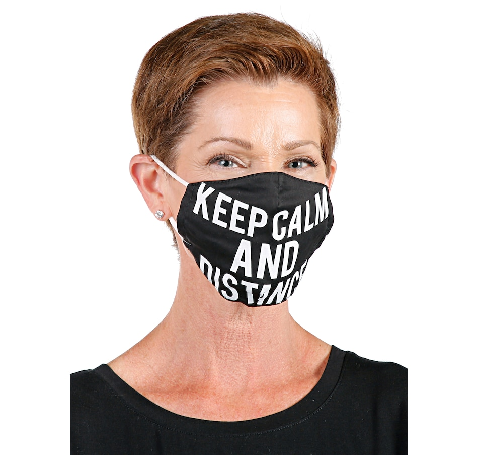 Image 527815_KPCLM.jpg , Product 527-815 / Price $17.99 , Only Accessories Unfiltered Cotton Fashion Mask from Only Accessories on TSC.ca's Fashion department