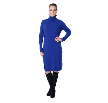 Bellina Extra Fine Merino/Cashmere Sweater Dress