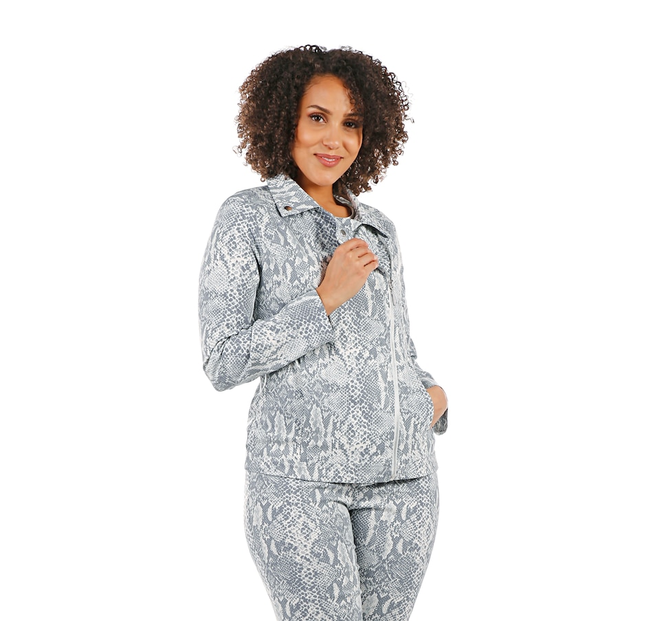 Image 527931_ANP.jpg , Product 527-931 / Price $74.88 , Mr. Max Modern Stretch Moto Jacket from Mr. Max - Fashion on TSC.ca's Fashion department