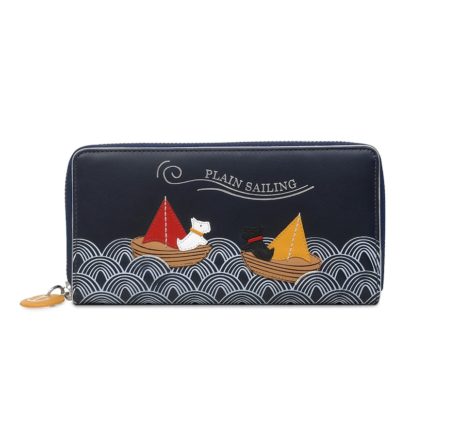 Image 528197_IK.jpg , Product 528-197 / Price $169.00 , Radley London Radley Sailing Leather Wallet from Radley London on TSC.ca's Shoes & Handbags department